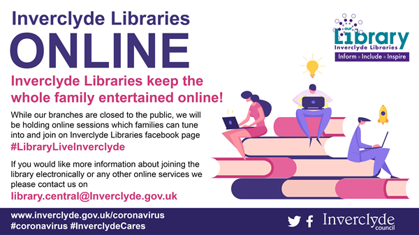Libraries Online
