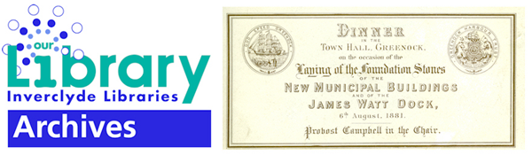 Inverclyde Archives masthead