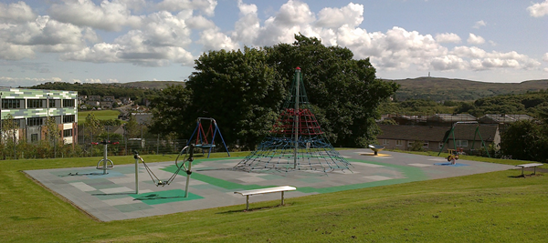 Play Area Jacobs Drive