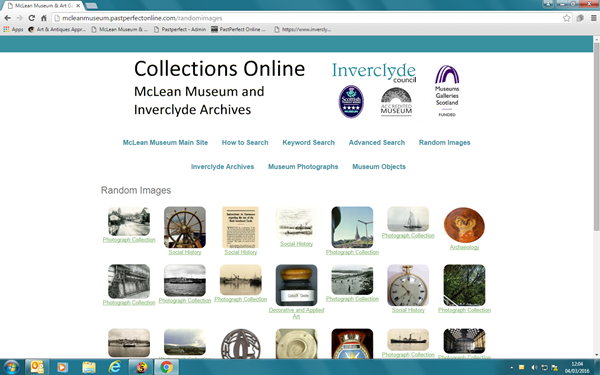 Collections Online 2016