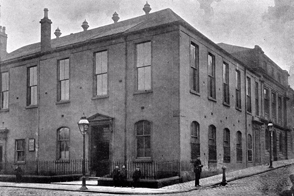 Greenock Mechanics Institution 1904