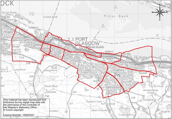 Inverclyde Council – Map Smokeless Zones Uk