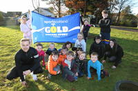 Kilmacolm Primary School Gold Flag Award 2019
