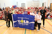 Newark Primary School Gold Flag Award 2019