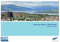 Greenock South and South West locality plan 2020