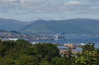 A view over Inverclyde