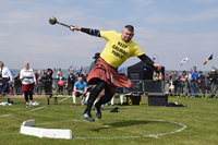 Gourock Highland Games 2016