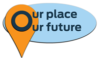 Our Place Our Future logo