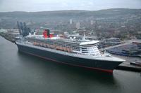 Inverclyde Council Greenock Named Top Cruise Ship Destination - Cruise ships at greenock