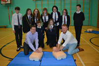 CPR in Schools September 2018