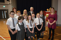 Lady Alice Primary official opening 30 October 2018