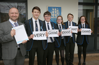 Port Glasgow High School inspection report