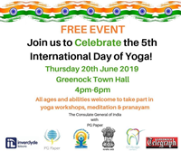 Day of Yoga 2019