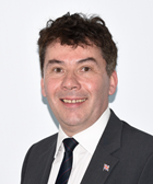 Councillor Graeme Brooks