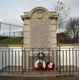This war memorial is located at the junction of Broomhill Street and Cornhaddock Street, Greenock.
