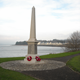 This memorial is located in Inverkip at the A78 lay-by.