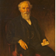 James Morton (1822-1890), Provost of Greenock, 1868-1871 by James Irvine (1833-1899) - 1883 - Oil on canvas - 125 x 100 cm  - 1992.17 - © McLean Museum and Art Gallery, Greenock