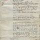Admiralty papers, dated 1798, authorising the ship UNION of Greenock, mastered by Andrew Ramsay, to trade between Great Britain, West Indies, North America and Europe. - 1978.188 - © McLean Museum and Art Gallery, Greenock