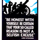 First World War recruitment poster 'Be Honest with Yourself...Enlist Today', published by the Parliamentary Recruiting Committee, London in 1915 - 1996.100.8 ©McLean Museum and Art Gallery, Greenock.