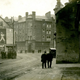 Groups of men on Dockhead Street, Port Glasgow (so called because it was at the head of the old dry dock). - 2009.98.20 - © McLean Museum and Art Gallery, Greenock