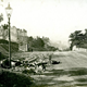The top of Clune Brae, Port Glasgow looking West showing road widening - 2009.98.22 - © McLean Museum and Art Gallery, Greenock