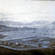 Cardwell Bay, Gourock circa 1880. This view shows the old timber ponds before the arrival of the railway. - P4101 - © McLean Museum and Art Gallery, Greenock