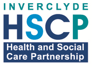 Inverclyde Health & Social Care Partnership logo.