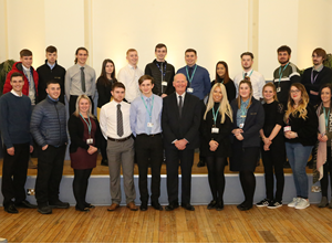 22 Modern Apprentices employed by Inverclyde Council