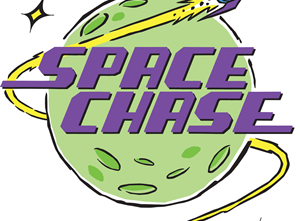 Space Chase Summer Reading Challenge logo 2019